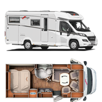Carthago c-tourer T 142 QB