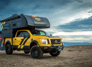 Pick-up Nissan Titan XD Hellwig