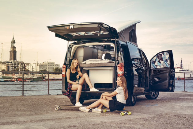 Project Camper - Mercedes-Benz Vito