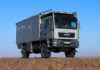 Unicat MD57 MAN TGM 4x4