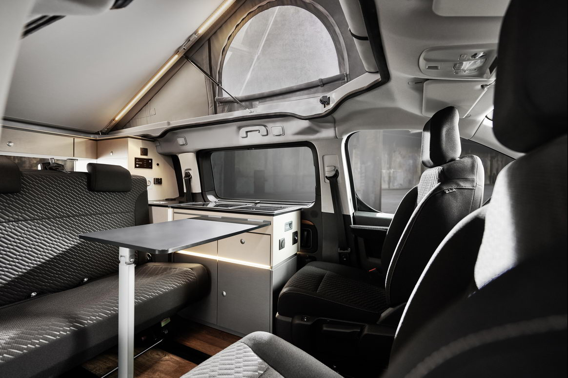 Crosscamp Toyota Proace Verso
