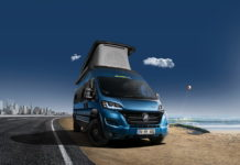 Hymercar Free 600 Blue Evolution