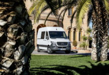 Mercedes-Benz Sprinter Caravan Salon Düsseldorf 2019