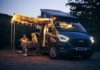 Ford Transit Nugget Plus